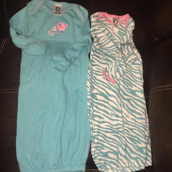 Gerber Pajamas | Infant Gowns | Poshmark